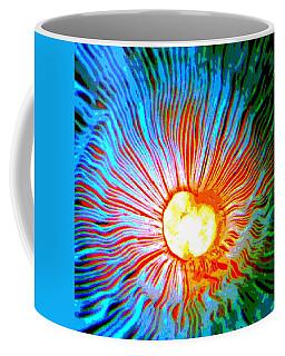 Coffee Mug featuring the photograph Gills by Deena Stoddard