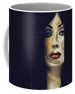 Gilt Coffee Mug