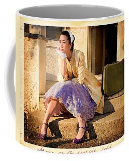 Gina On The Day Al Left Coffee Mug
