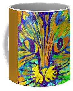 Ginger Kitty Coffee Mug