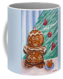 Gingerbread Cookies Coffee Mug