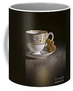 Gingerbread With Teacup Coffee Mug