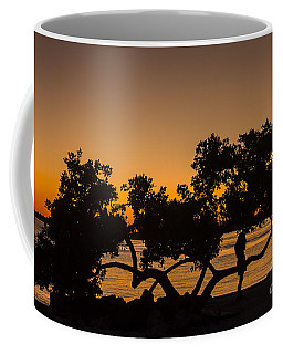 Girl And Tree Coffee Mug