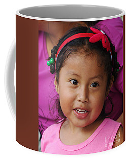girl from Panama 2 Coffee Mug