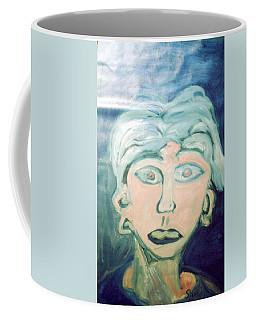 Girl With Ear Rings Coffee Mug