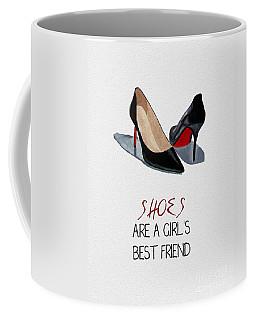 Girl's Best Friend Coffee Mug