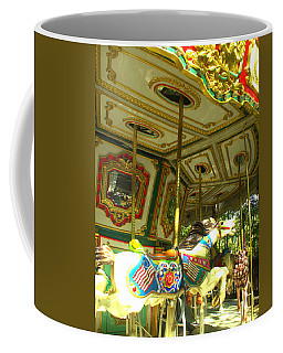 Coffee Mug featuring the photograph Girls' Dream by Rachel Mirror