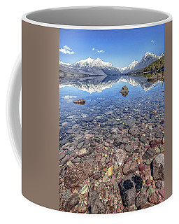 Glacial Lake Mcdonald Coffee Mug