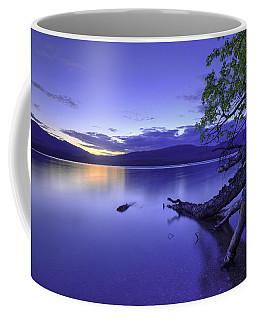 Glacier Blue Coffee Mug