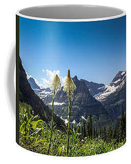 Glacier Grass Coffee Mug