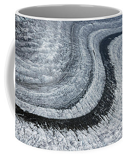 Glacier Moraine - Lots Of Ice Coffee Mug