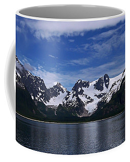 Glacier View Coffee Mug by Aimee L Maher Photography and Art Visit ALMGallerydotcom
