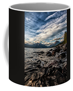 Glacier Whispers Coffee Mug