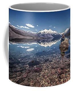 Glacier Zen Coffee Mug