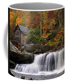 Glade Creek Grist Mill - Photo Coffee Mug