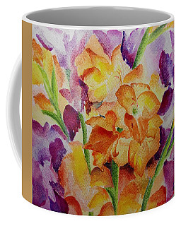 Gladioli Coffee Mug