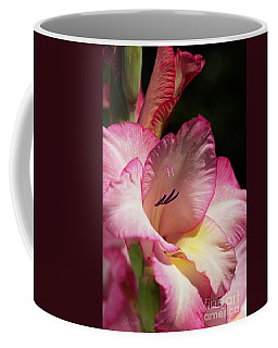 Gladiolus In Pink Coffee Mug
