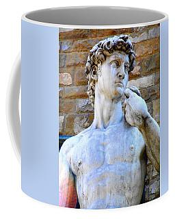 Glance At David Coffee Mug