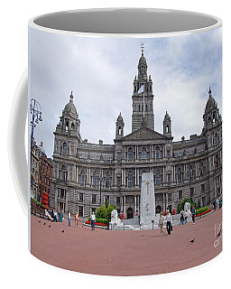 Glasgow City Hall - Scotland Coffee Mug