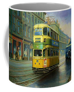 Glasgow Tram. Coffee Mug