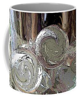Glass In Glass Coffee Mug