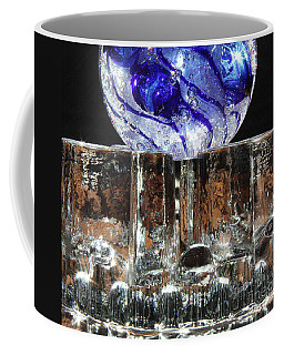Glass On Glass Coffee Mug