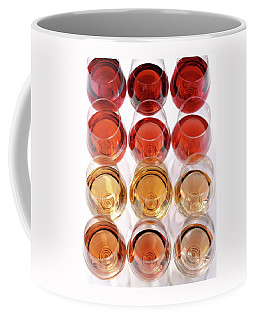 Glasses Of Rose Wine Coffee Mug