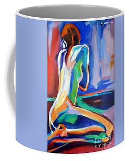Gleam Coffee Mug by Helena Wierzbicki