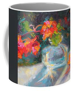 Gleaning Light Nasturtium Still Life Coffee Mug