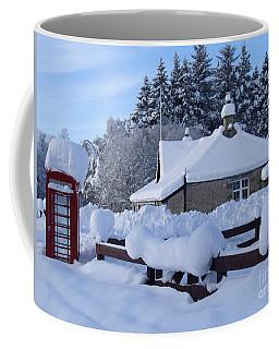 Glenlivet Snowfall Coffee Mug