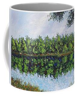 Glenoak Lake Coffee Mug