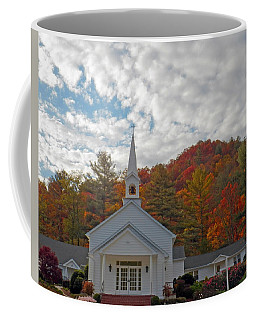 Glenville In Autumn  Coffee Mug