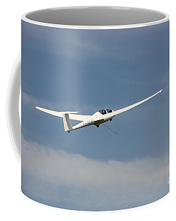 Glider In The Sky Coffee Mug