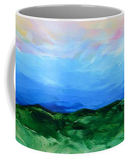 Glimpse Of The Splendor Coffee Mug