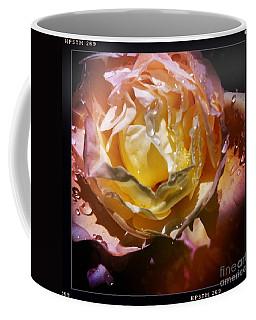 Glistening Rose Coffee Mug