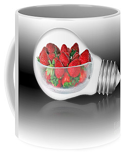 Global Strawberries Coffee Mug