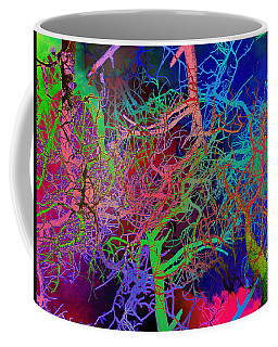 Glorious Bare Trees Coffee Mug