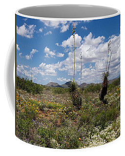 Glorious Spring In The Desert Coffee Mug