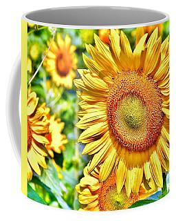 Glorious Sunflowers Coffee Mug