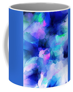 Coffee Mug featuring the digital art Glory Morning by David Lane