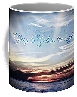 Glory To God Coffee Mug