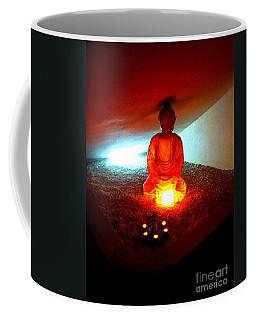 Glowing Buddha Coffee Mug