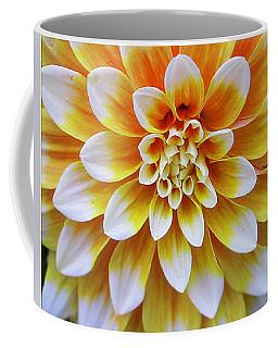 Glowing Dahlia Coffee Mug