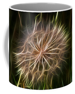 Glowing Dandelion Coffee Mug