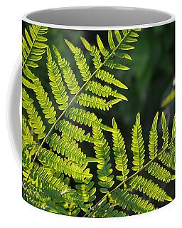 Glowing Fern Coffee Mug