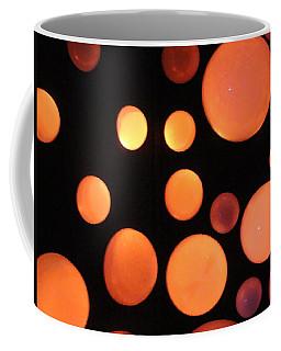 Glowing Orange Coffee Mug by Tiffany Erdman