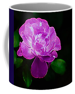 Glowing Rose II Coffee Mug