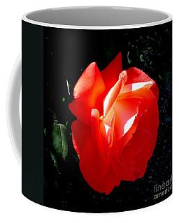 Glowing Rose  Coffee Mug
