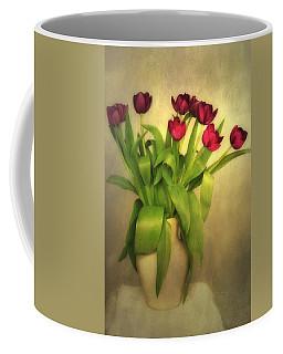 Glowing Tulips Coffee Mug