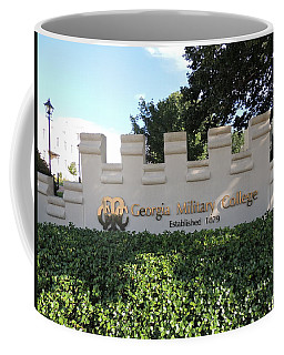 Coffee Mug featuring the photograph Gmc Milledgeville by Aaron Martens